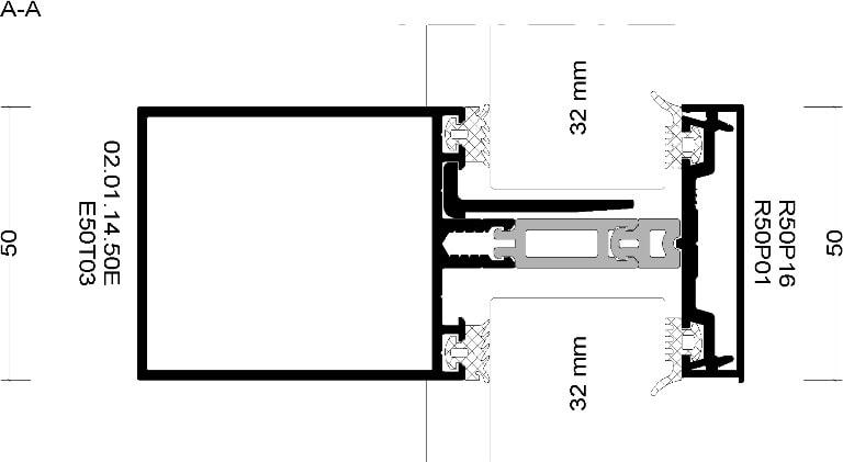 Алюминиевые системы для фасадного остекления