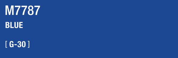BLUE M7787 G-30