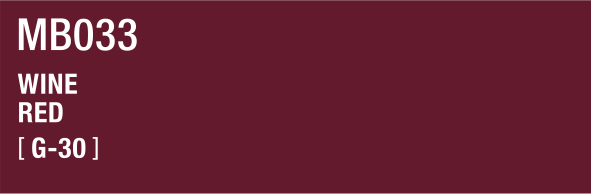 WINE RED MB033 G-30