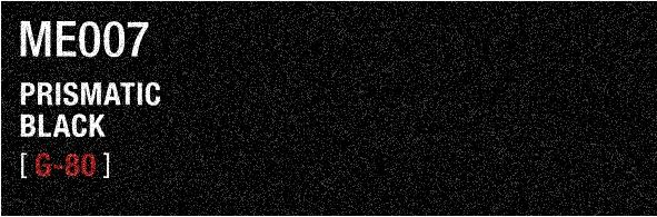 PRISMATIC BLACK ME007 G-80