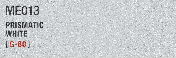 PRISMATIC WHITE ME013 G-80