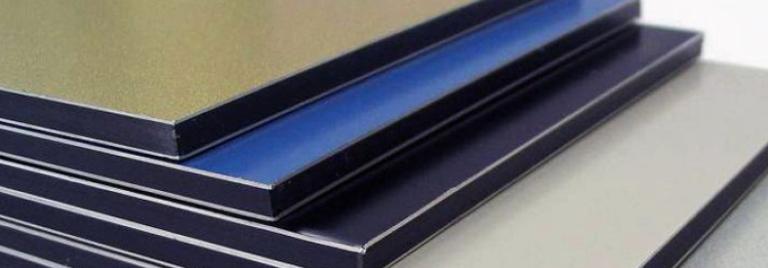 Алюмінієві композитні панелі