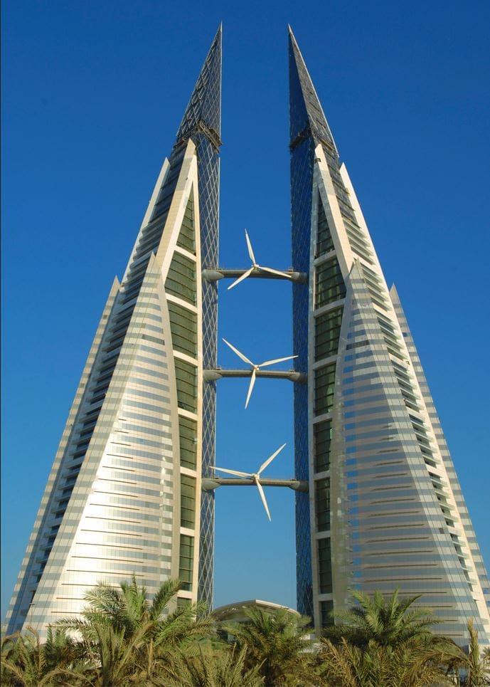 Bahrain Всемирный ТЦ