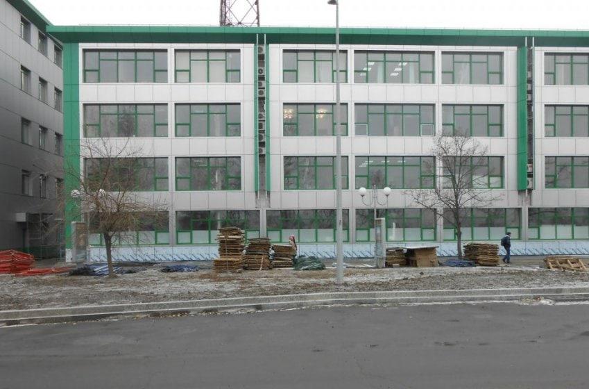 Адміністративна будівля Полтавського ГЗК