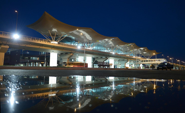 Аэропорт Борисполь, Терминал D