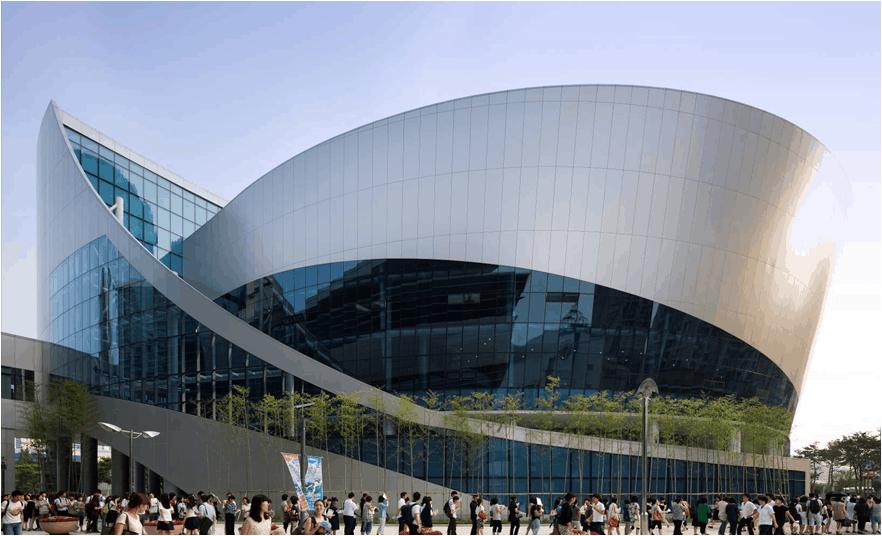 Busan Bexco Auditorium