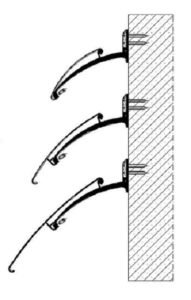 системы солнцезащитных ламелей