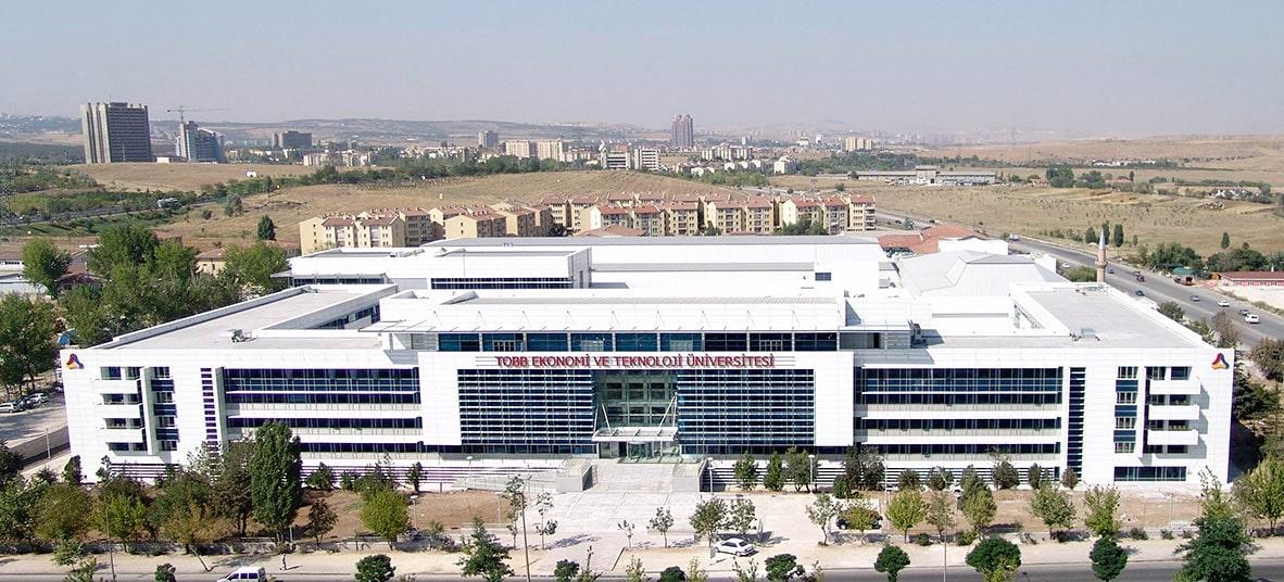 Університет економіки та технологій TOBB