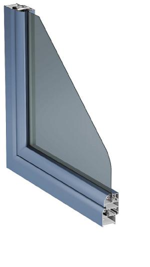 холодный алюминиевый профиль