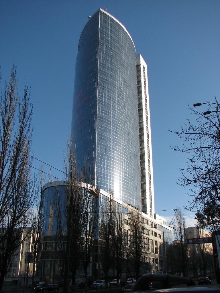 Бізнес центр Парус