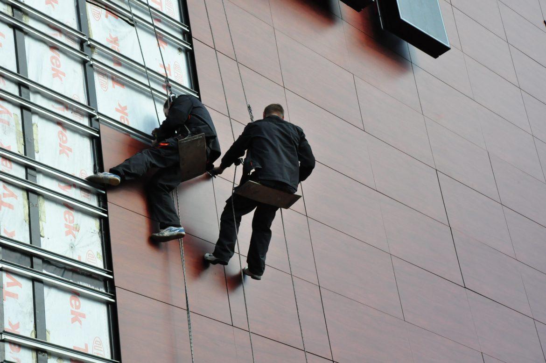 Фасадные подсистемы: способы крепления облицовочных материалов. Часть 2