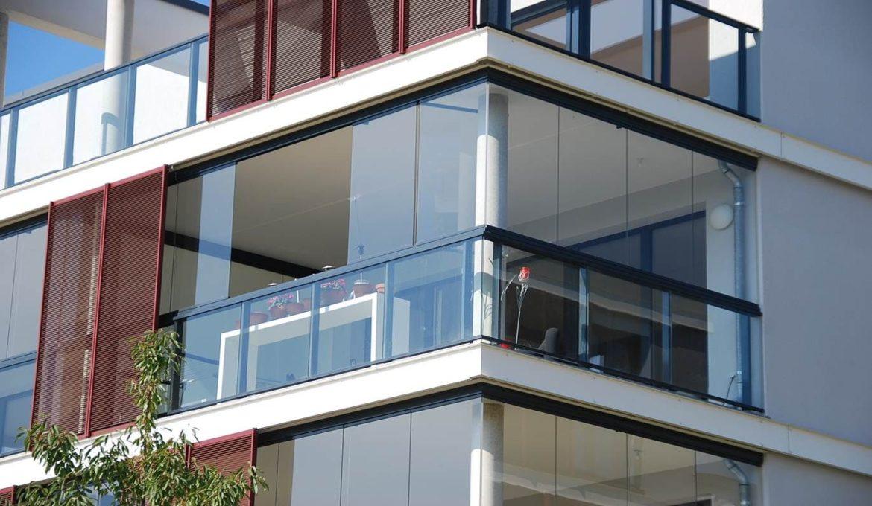скління балконів і лоджій