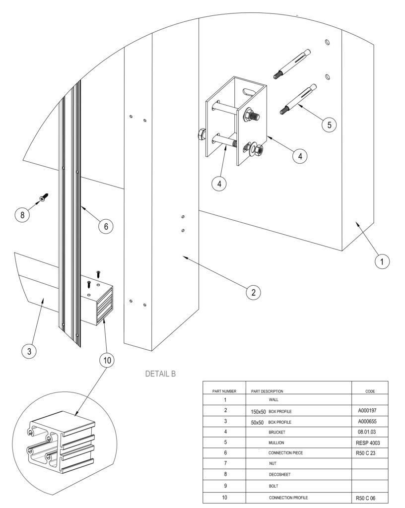 алюминиевый лист с перфорацией