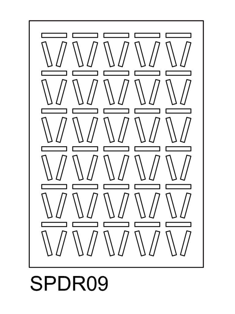 Алюмінієвий лист з перфорацією