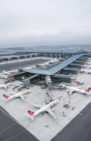 Аэропорт Istanbul