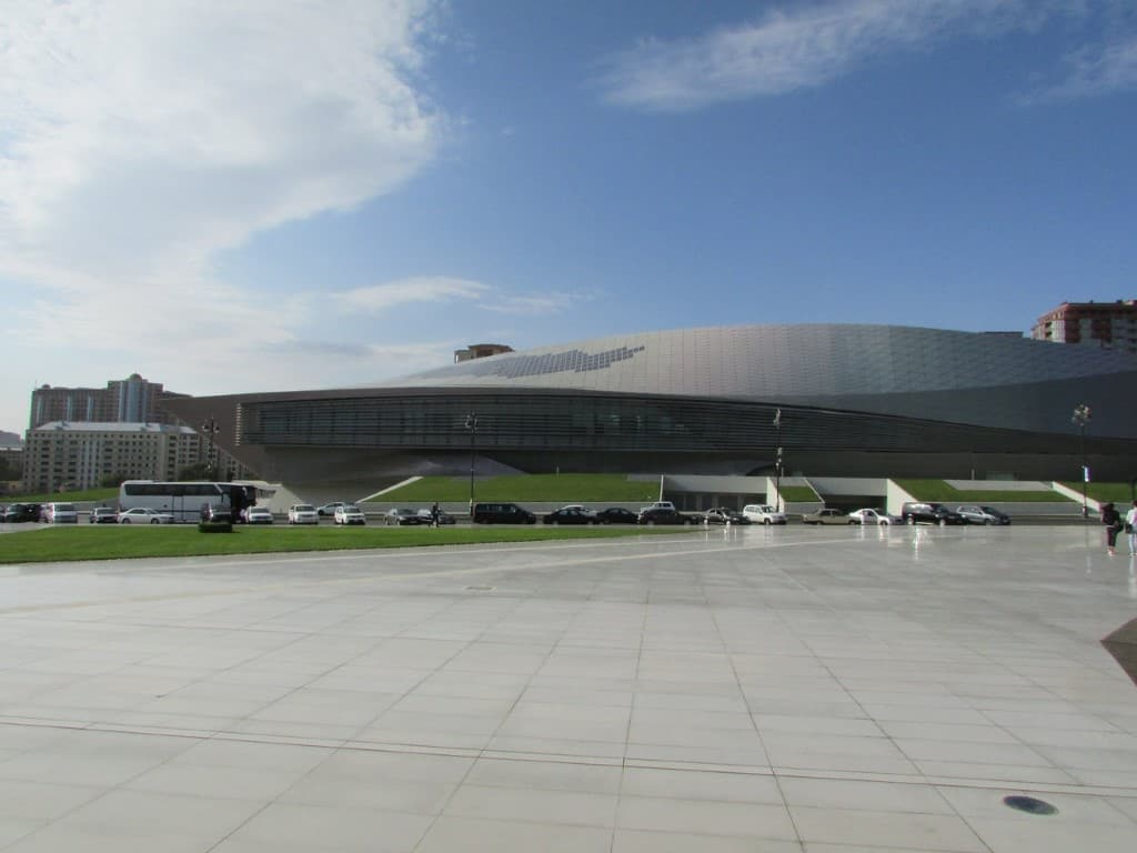 Бакинский конгресс центр