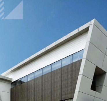 Композитні панелі з алюмінію в будівництві: можливості та перспективи